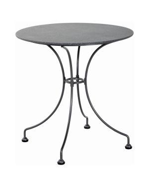 Caffeo Tisch mit Creatop Tischplatte, ø 75 cm