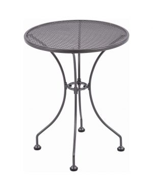 Caffeo Tisch aus Streckmetall,  ø 60 cm